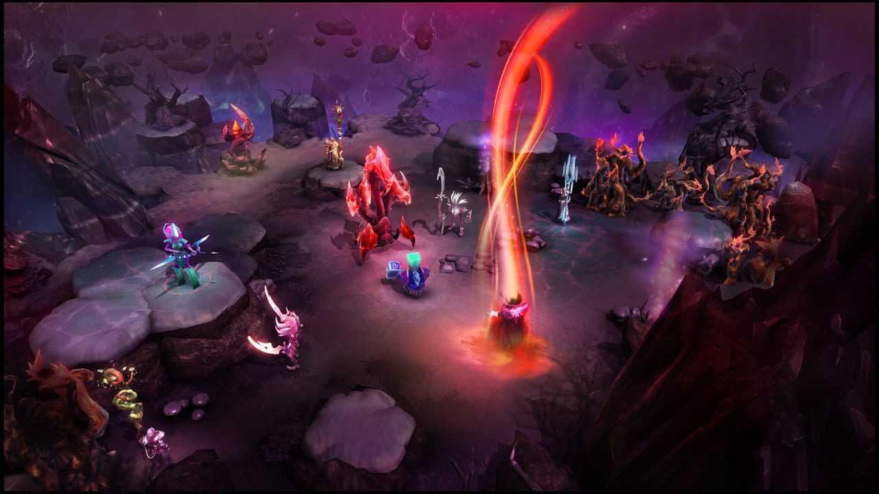 Chaos Reborn Reviews, News, Descriptions, Walkthrough and System