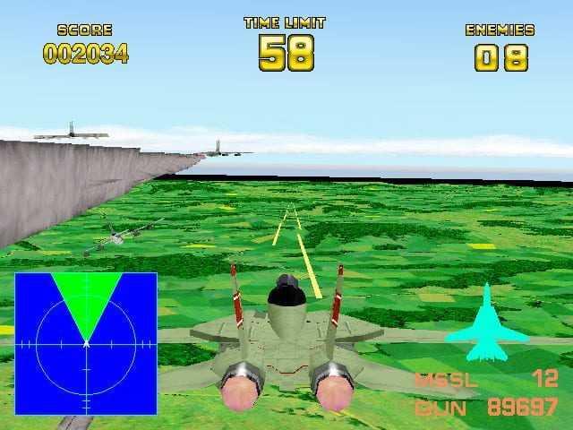 Air Combat 22