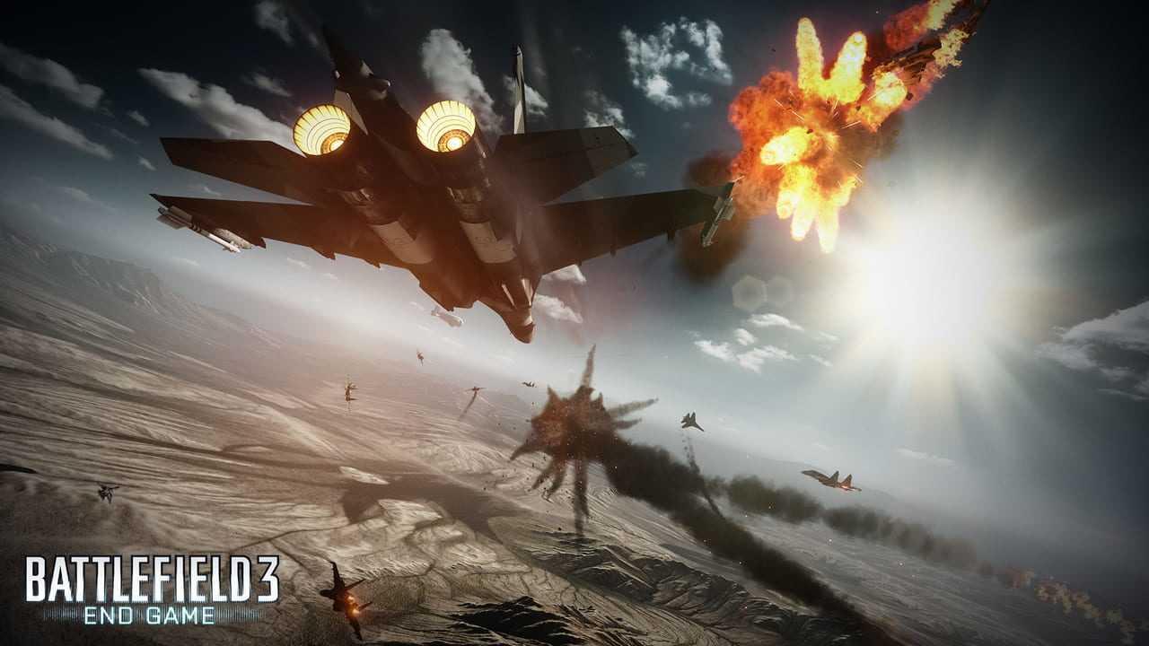 Battlefield 3: End Game