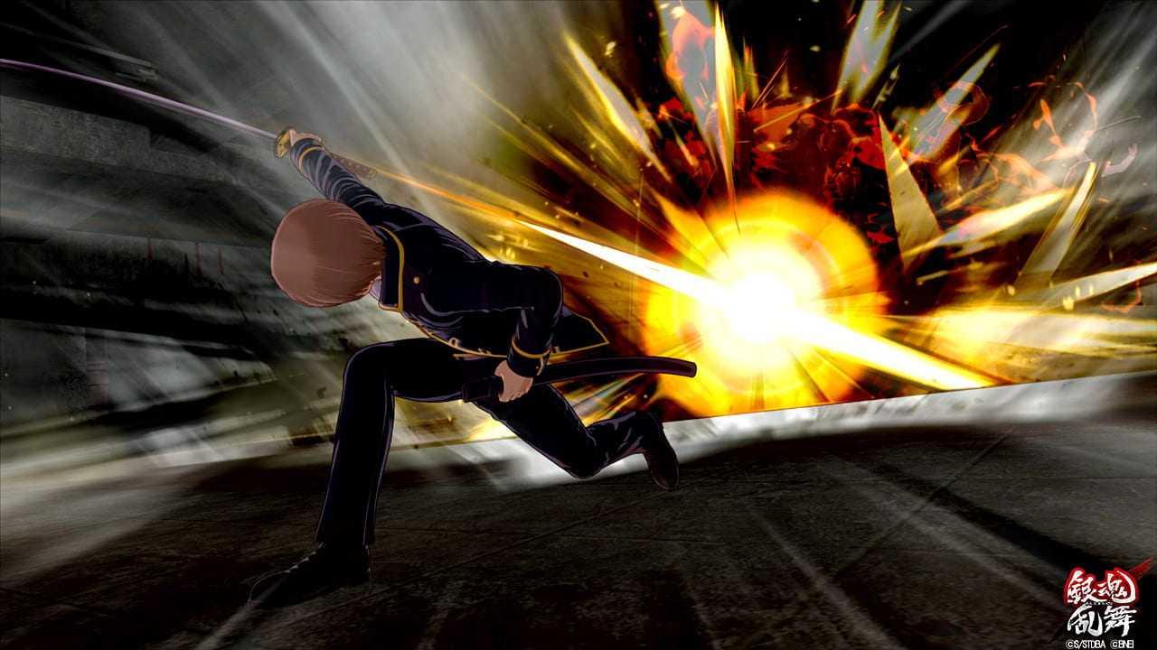Gintama Rumble