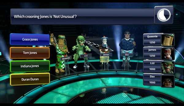 Buzz!: Quiz World