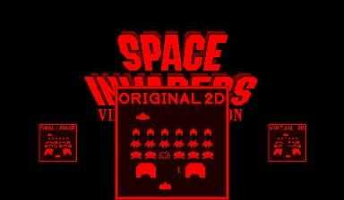 Space Invaders: Virtual Collection