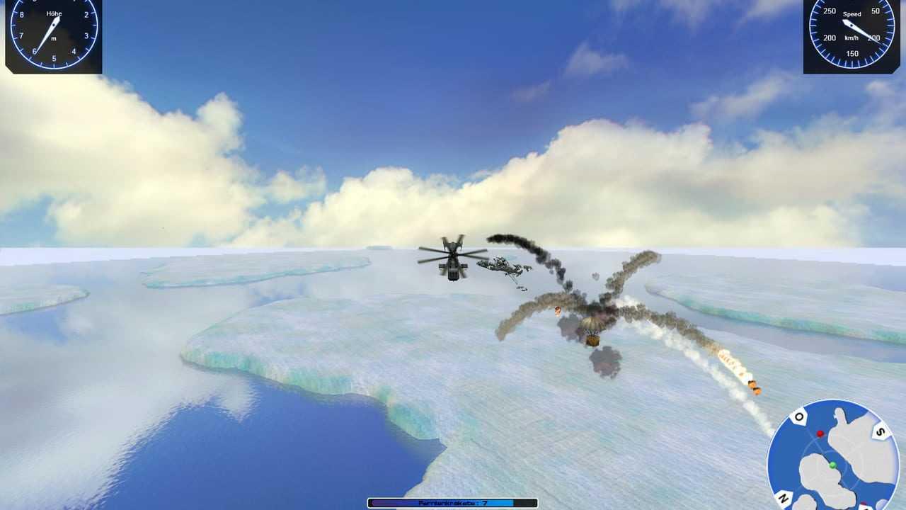 Chopper Battle New Horizon