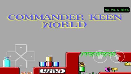 Keen Commander World