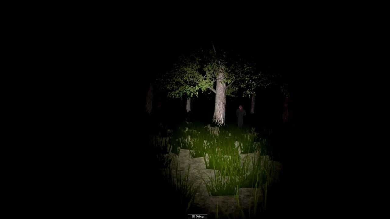 Alone In The Forest VR