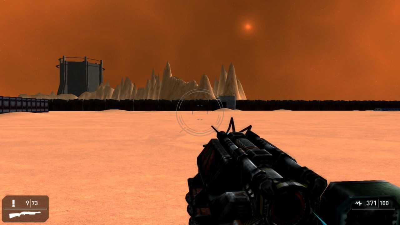 Hot Mars 69